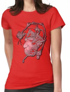 Lava Head Womens Fitted T-Shirt
