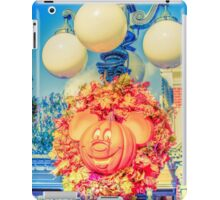 Pumpkin Mouse iPad Case/Skin