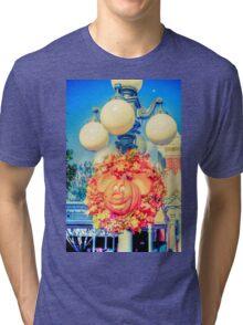 Pumpkin Mouse Tri-blend T-Shirt