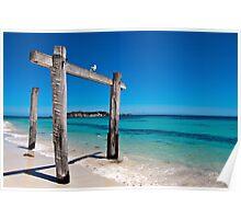 Hamelin Bay - West Australia Poster