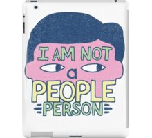 THIS AMERICAN LIFE iPad Case/Skin