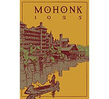 Mohonk Mountain House - 1925 Photographic Print
