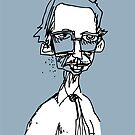 the underground cartoonist by Matt Mawson