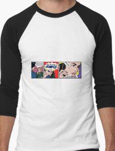 QUIT CALLING ME Men's Baseball ¾ T-Shirt
