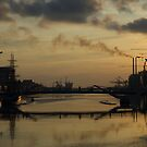 Sunset on the Celtic Tiger by Keith Poynton