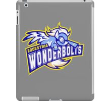 Wonderbolts iPad Case/Skin
