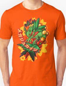 POWERFUL GRASS REPTILE T-Shirt