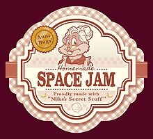 Homemade Space Jam by Grant Thackray
