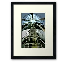 The Sky is the Limit Framed Print