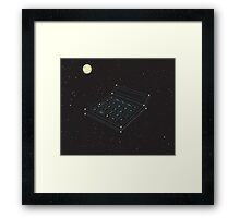 Ursa Math Major Framed Print