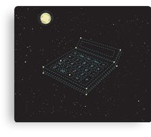 Ursa Math Major Canvas Print