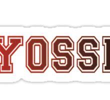 Syosset Sticker
