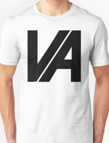 VA (Virginia State) Unisex T-Shirt