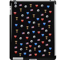USWNT World Cup Emojis iPad Case/Skin