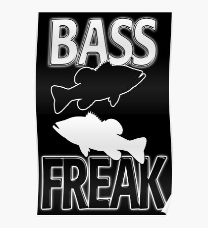 Bass Freak  Poster
