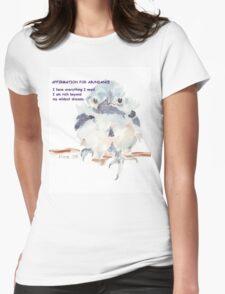 Affirmation for ABUNDANCE 1 T-Shirt