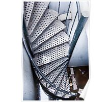 Twisted Staircase Poster