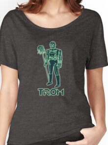 TROM Women's Relaxed Fit T-Shirt
