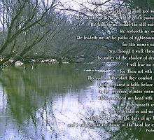 The 23rd Psalm by WalnutHill