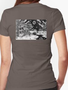Along the Road to the Tower T-Shirt