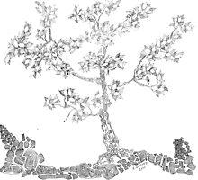 Leafy Jewels by Regina Valluzzi