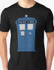 """TARDIS Friend"" T-Shirt"
