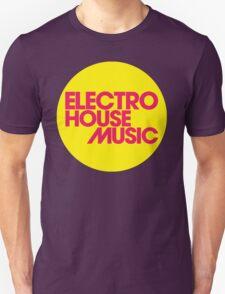 Electro House Music T-Shirt