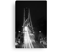 Lions Gate Canvas Print