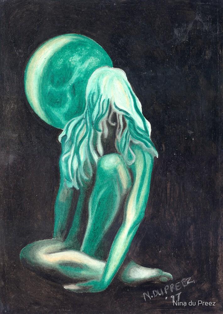 GreenGirl by Nina du Preez