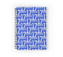 Tobin Heath #17 Spiral Notebook