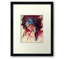 Tribute to Pino 18 Framed Print