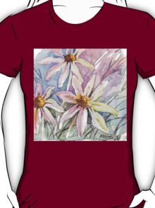Daisies and weeds T-Shirt