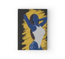 Into the Stars Hardcover Journal