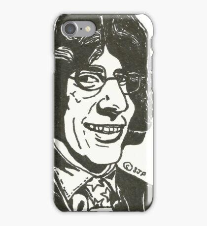 Harold Ramis 1970s iPhone Case/Skin