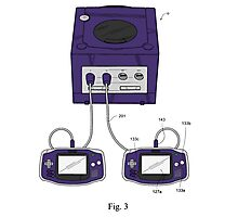Game Boy Advance Gamecube Controller Photographic Print