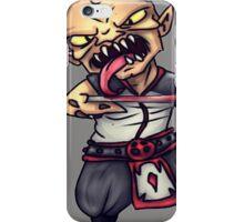 Baraka Fan Art iPhone Case/Skin