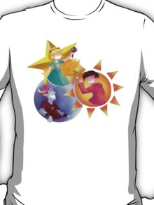 The Star, Sun and Moon T-Shirt