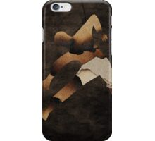 The Burning Man iPhone Case/Skin