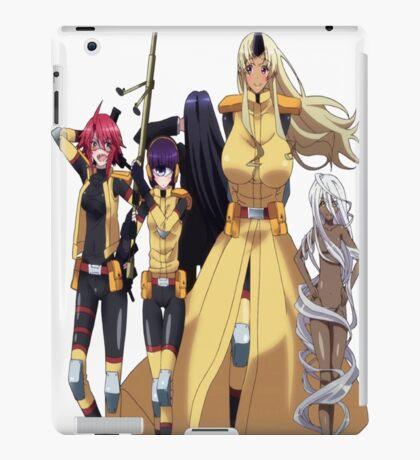 M.O.N Squad iPad Case/Skin