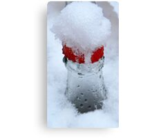 Cold Coke Canvas Print