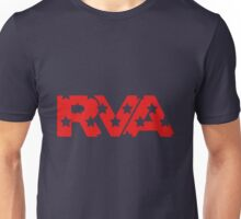 RVA -Stars Red Unisex T-Shirt