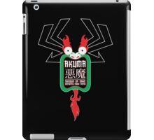 Akuma:Shogun of Sake iPad Case/Skin