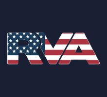 RVA - USA Kids Tee