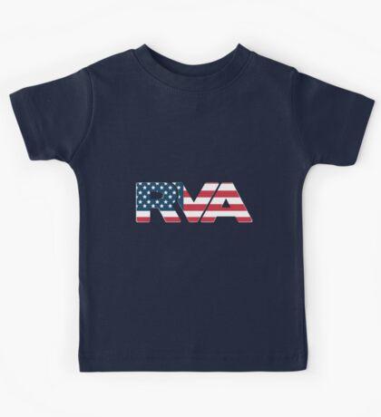 RVA - USA Kids Tee