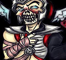 Mortal Kombat Havik Fan Art by BruskPoet