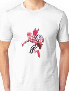 David Scarzone - Spiderman Unisex T-Shirt