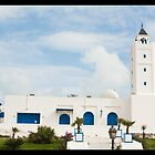 Sidi Bou Said by Tim Topping