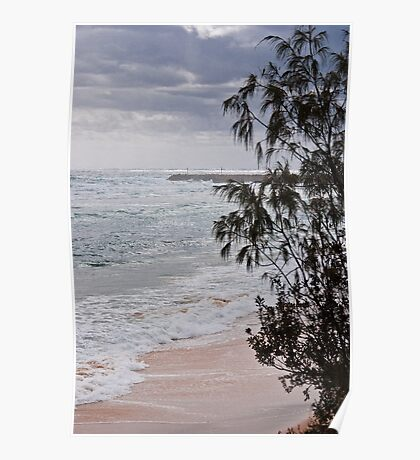 Kingscliff Beach Poster