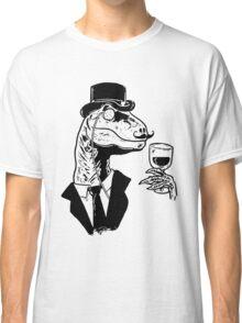 Dino Sir Dinosaur Classic T-Shirt