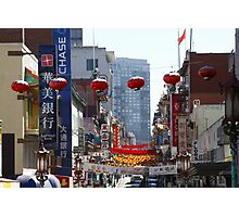 Chinatown ~ San Francisco Photographic Print